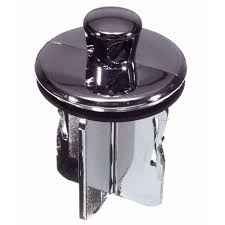 Rubber Sink Stopper With Chain by Danco 1 In Lavatory Sink Stopper 88164 The Home Depot