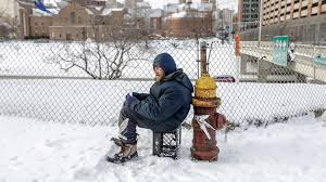 100 Killam Truck Caps Polar Vortex Cities Scramble To Get Homeless Vulnerable Out Of The