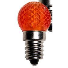 wintergreen lighting 0 96w 130 volt led light bulb pack of 25