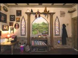 Creative Decoration Harry Potter Bedroom Design Decorating Ideas