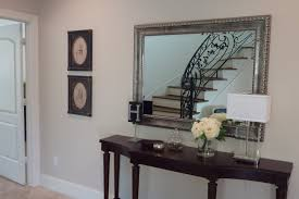 Image Of Foyer Wall Decor Frames
