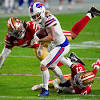 10 observations: Cole Beasley feasts on a favorable matchup in big ...