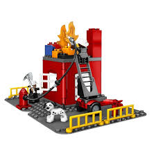 LEGO Duplo Legoville Fire Station, LEGO - Shop Online For Toys In ... Lego Duplo Fire Station 4664 Funtoys 4977 Truck In Radcliffe Manchester Gumtree Airport Remake Legocom Lego Duplo Amazoncouk Toys Games 6168 Durham County Berlinbuy 10592 Fire Truck City Brickset Set Guide And Database Cheap Car Find Deals On Line At Alibacom 10846 Tti Kvzja Jtktengerhu Myer Online 5601 Ville 2008 Bricksfirst