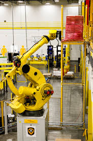amazon unveils new army of warehouse robots warehouse robot and