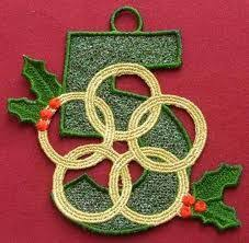 5 Golden Rings From The Song 12 Days Of Christmas