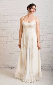 Martin McCrea Couture Bohemian Vintage Inspired Simple Casual Handmade Wedding Dress Backyard DressesRustic
