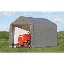 shelter logic 70401 shed in a box 6x6x6 garage storage direct