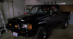 Toyota SR5 Pickup Truck In Back To The Future Part 2 (1989) Movie Back To The Future 1986 Toyota Pickup 4x4 Toyotaclassiccars Future Truck Page 3 Yotatech Forums This Pickup Truck Has A Very Ii Vibe All It Shows Off Marty Mcflys Dream Concept Gearopen Michael J Foxs Ride Jewel And Mercedesbenz Trucks On Twitter With First 2016 Tacoma Travels 1985 Motor These Are The Absurdly Great Cars Of To Trilogy Texas Coop Power Should Package Be Rough Rider Ljn Rare 1981 Promo Nonworking Is There Ram 1500 Hellcat Planned For