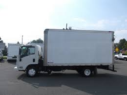 100 Cooley Commercial Trucks ISUZU NPR HD DIESEL 16FT BOX TRUCK Auto Auto