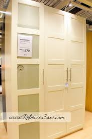 Ikea Kitchen Cabinet Doors Malaysia by Customising My Own Ikea Wardrobe For Less Than Rm1 000