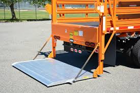 100 Truck With Liftgate Dejana 9 Rack With Dejana Utility Equipment