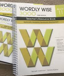 Wordly Wise 3000 Book 11 3rd Edition Gr 25 Ppd Good Teacher Audio CD Student ISBN 9780838876244 More Mom2mirjoe 08 12