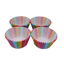 Rainbow Cake Paper Cup Baking Muffin Chocolate Glutinous Rice
