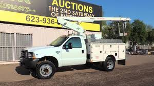 2004 Ford F450 29' Bucket Truck W/Onan 7000 Generator & Air ... Forestry Equipment Auction Plenty Of Used Bucket Trucks To Be Had At Our Public Auctions No 2019 Ford F550 4x4 Altec At40mh 45 Bucket Truck Crane For Sale In Chip Trucks Wwwtopsimagescom 2007 Truck Item L5931 Sold August 11 B 1975 Ford F600 Sa Bucket Truck 1982 Chevrolet C30 Ak9646 Januar Lot Waxahachie Tx Aa755l Material Handling For Altec E350 Van Royal Florida Youtube F Super Duty Single Axle Boom Automatic Purchase Man 27342 Crane Bid Buy On Mascus Usa