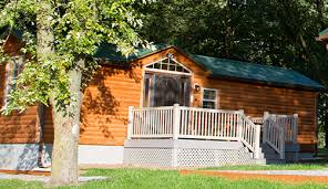 Cabins Basic Log and Deluxe
