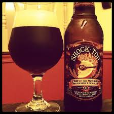 Shock Top Pumpkin Wheat by Beer Review 0274 Shock Top End Of The World Midnight Wheat All