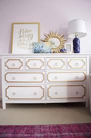 Hemnes 6 Drawer Dresser Hack by Diy Ikea Hack With O U0027verlays Style Your Senses