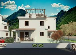 100 Houses In Nature C Type House Karpasia Tanyel Construction