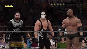 Halloween Havoc 1999 Hogan Sting by Wwe 2k17 Jimmy Goldberg Sting U002799 Vs Ddp Hollywood Hogan Kevin Nash