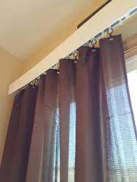Material For Curtains And Blinds by Super Easy Home Update Replace Those Sliding Blinds With A