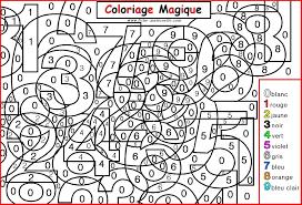Coloriage Magique Coloriages Pour Enfants Inbezugauf Dessin Avec