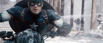 Chris Evans As Steve Rogers Captain America In Avengers Age Of Ultron