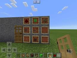 The Materials Are Simple You Will Need Green Wool Red Stone Dust A Sign Optional Note Block Lamp Redstone Repeater And Finally Button Or