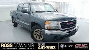 Used GMC Trucks For Sale In Hammond, Louisiana | Used GMC Truck ... Gmcs Quiet Success Backstops Fastevolving Gm Wsj 2019 Gmc Sierra 2500 Heavy Duty Denali 4x4 Truck For Sale In Pauls 2015 1500 Overview Cargurus 2013 Gmc 1920 Top Upcoming Cars Crew Cab Review America The Quality Lifted Trucks Net Direct Auto Sales Buick Chevrolet Cars Trucks Suvs For Sale In Ballinger 2018 Near Greensboro Classic 1985 Pickup 6094 Dyler Used 2004 Sierra 2500hd Service Utility Truck For Sale In Az 2262 Raises The Bar Premium Drive