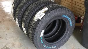 100 Hankook Truck Tires Dynapro ATM Tire Review Great Value For The Money YouTube