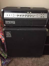 Ampeg V4 Cabinet Ohms by Ampeg Cabinets That Fit Under The Original V4b Head Page 2