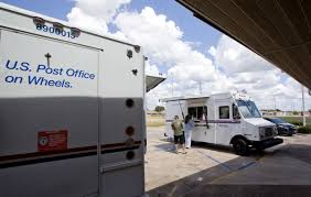 Post Office Could Reopen In Late October   Local News   Timesdaily.com Usps Mail Truck Stock Photos Images Alamy Post Office Buxmontnewscom Indianapolis Circa May 2017 Usps Trucks July The Berkeley Post Office Prosters Cleared Out In Early Morning Raid Other Makes Vintage Step Vans Pinterest Says It Will Try To Salvage Some Mail After Fire Local Truck New York Usa Us Vehicle Photo Charlottebased Spartan Motors Will Build Cargo Vehicles For Postal Trucks Hog Parking Spots Murray Hill February