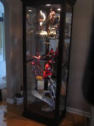 Pulaski Glass Panel Display Cabinet by Pulaski Curio Cabinets At Costco Page 2 Statue Forum