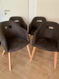 sessel vito stühle porta 4er set