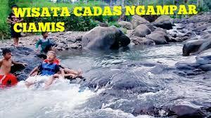100 Cadas Wisata Ngampar Ciamis Jawa Barat