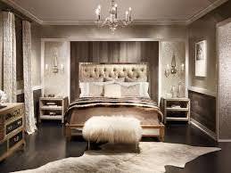 Rustic Glamour Bedroom