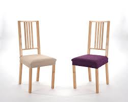housse assise de chaise pack 2 housses multi élastiques chaise aquitania houssecanape fr