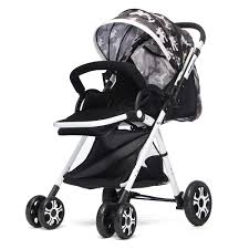 2 In1 Foldable Baby Stroller Kids Travel Newborn Infant Buggy