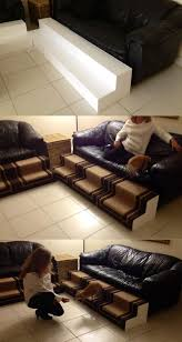 Pet Stairs For Tall Beds by Best 25 Pet Stairs Ideas On Pinterest Dog Steps Dog Stairs And