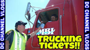 West Virginia Dot Write Over 1000 Tickets To Truckers Who Ignore I ...