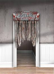 Scene Setters Halloween by Amazon Com Amscan Haunted Asylum Halloween Chop Shop Bloody