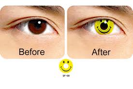 Prescription Halloween Contacts Astigmatism by Prescription Colored Contact Lenses Product Categories Contacts