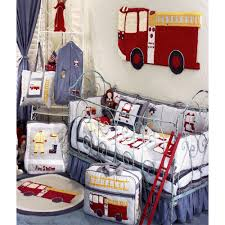 Fire Truck Baby Bedding Sets - Bedding Designs