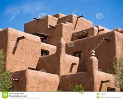 Pictures Of Adobe Houses by Modern Adobe Building Royalty Free Stock Photography Image 21752227