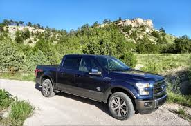 100 King Ranch Trucks 2015 Ford F150 Is Comfortable Aluminum Muscle CarNewsCafe