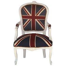 Back Jack Chair Ebay by Union Jack Chair Ebay