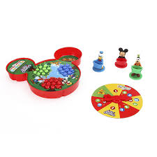 Mickey Mouse Bathroom Set Amazon by Amazon Com Hiho Cherry O Game Disney Mickey Mouse Clubhouse