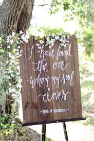 Rustic Wooden Wedding Sign Customize This Salvaged Wood With The Text Of Your Choice Each Is Stained A Walnut Finish And Calligraphed By