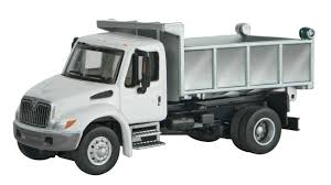 100 Single Axle Dump Truck Amazoncom Walthers InternationalR 4300 AXLE