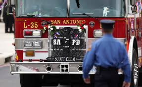 San Antonio Pays Tribute To Firefighter Scott Deem, Who Was Killed ... Lifted Chevy Trucks For Sale In San Antonio Texas Best Truck Resource Driver In Custody After 9 Suspected Migrants Are Found Dead Taylor Waste Former Heil Durapack Python Youtube Food Bank An Inside Look On How To Build A Truck At Toyotas Plant Mister Softee Roaming Hunger A Retro Twinkie Is Up For Sale Antonios Craigslist Monster Jam 2015 Rent Moving Raw Vegan And Organic Rise Up Localsugar Pleads Guilty Deadliest Immigrantsmuggling Incident Hams Blog Archive Mm23 Ups Loading Supplies