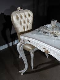casa padrino luxury baroque dining room chair set gold antique white gold 57 x 65 x h 113 cm kitchen chairs set of 6 baroque dining room